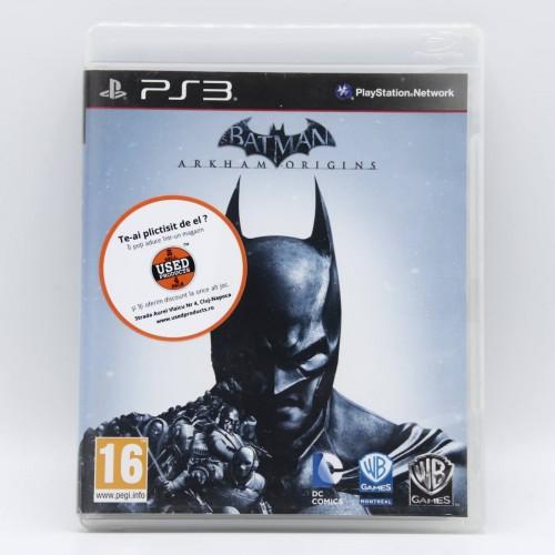 Batman Arkham Origins - Joc PS3