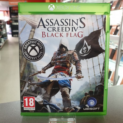 Assassin's Creed IV Black Flag - Joc Xbox ONE