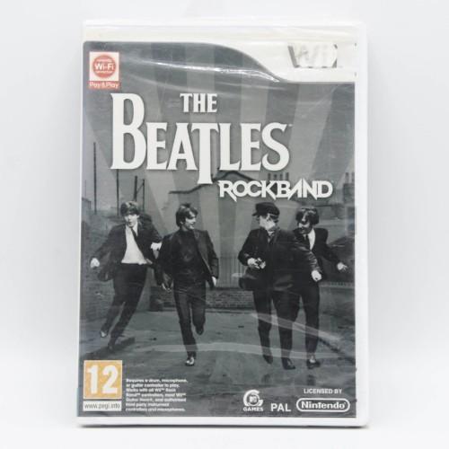 The Beatles Rockband - Joc WII