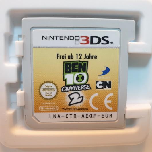 Ben 10 Omniverse 2 - Joc Nintendo 3DS