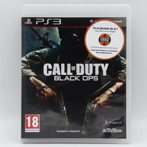 Call of Duty Black Ops - Joc PS3