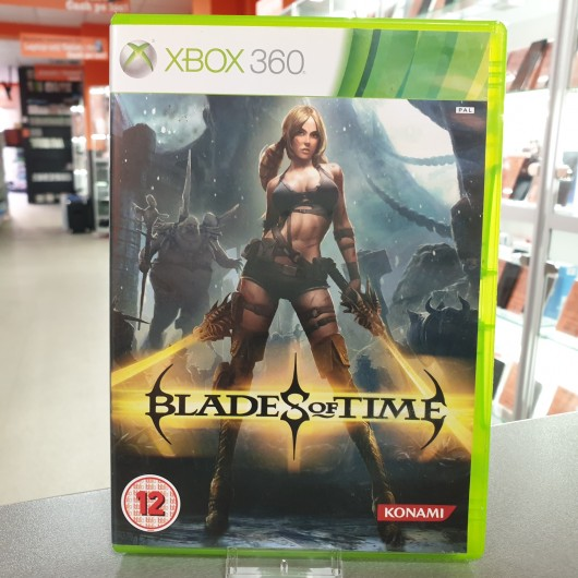 Blades of Time - Joc Xbox 360