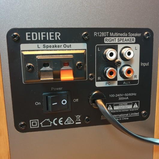 Boxe Edifier R1280T 2.0 42W