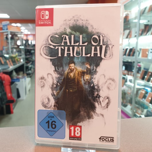 Call of Cthulhu - Joc Nintendo Switch