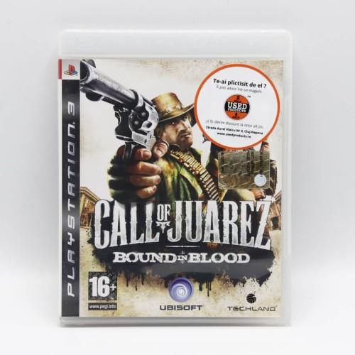 Call Of Juarez: Bound in Blood - Joc PS3