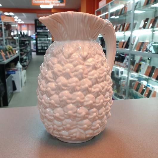 Cana Zara Home - Ceramica alba - Model ananas