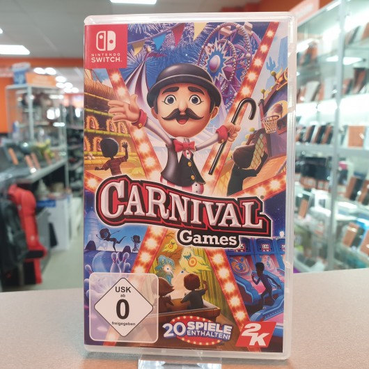 Carnival Games - Joc Nintendo Switch