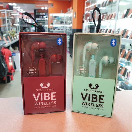 Casti Bluetooth Vibe Fresh'n Rebel