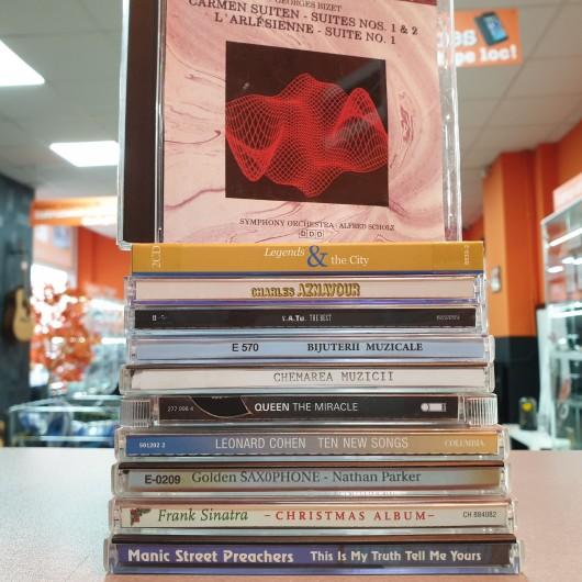 CD Muzica