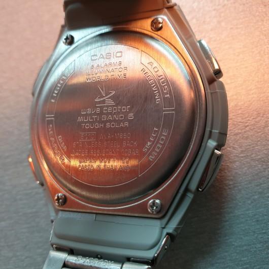 Ceas barbatesc Casio Waveceptor WVA-M650D-1AER