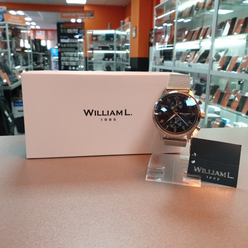 Ceas barbatesc William L - WLAC02NRMM