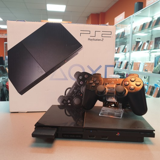 Consola SONY PlayStation 2 + Controller