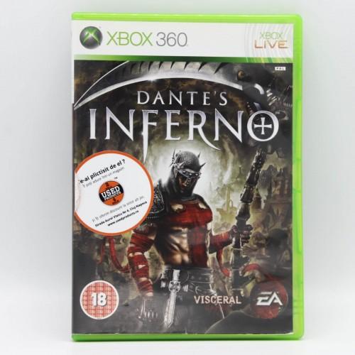 Dante's Inferno - Joc Xbox 360