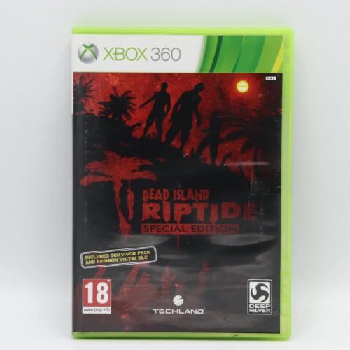Dead Island Riptide - Joc Xbox 360