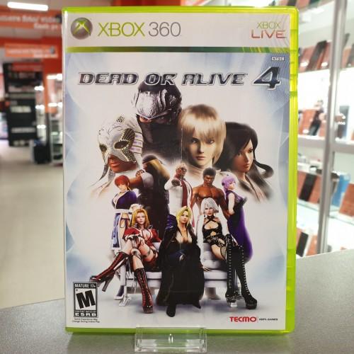 Dead or Alive 4 - Joc Xbox 360