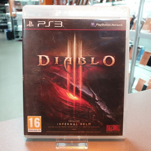 Diablo 3 - Reaper of Souls - Joc PS3