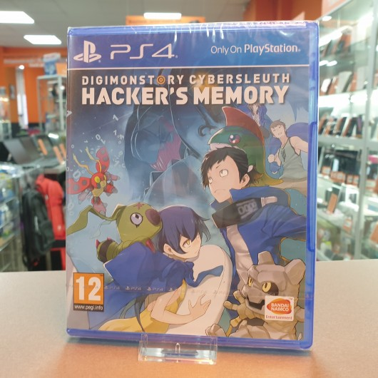Digimon Story Cyber Sleuth Hacker's Memory - Joc PS4