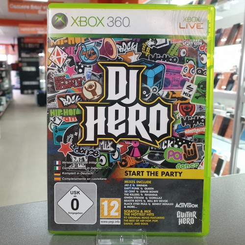 Dj Hero - Joc Xbox 360