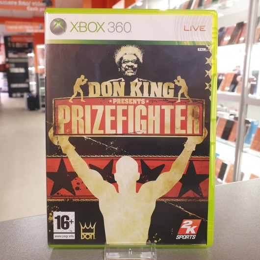 Don King presents Prizefighter - Joc Xbox 360