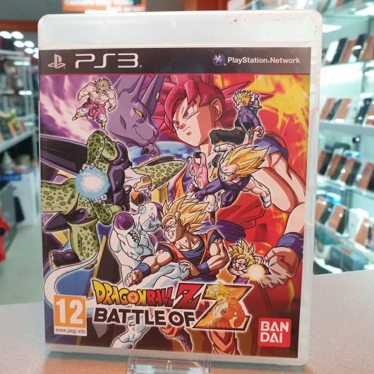 Dragon Ball Z Battle of Z - Joc PS3