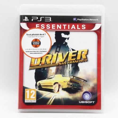 Driver San Francisco - Joc PS3