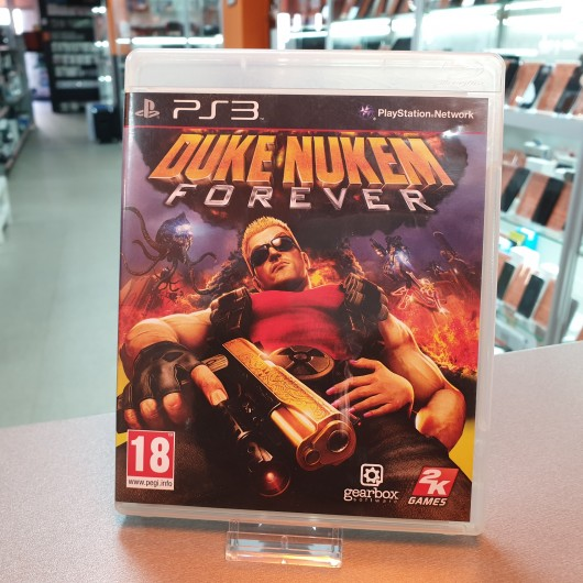 Duke Nukem Forever - Joc PS3