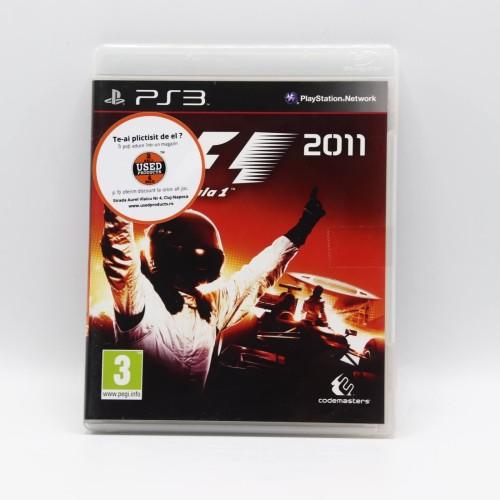 F1 2011 - Joc PS3