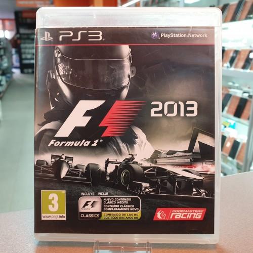 F1 2013 - Joc PS3