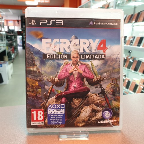 Far Cry 4 - Joc PS3