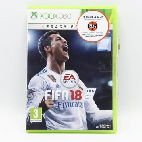 Fifa 18 - Joc Xbox 360