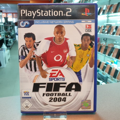 Fifa Football 2004 - Joc PS2