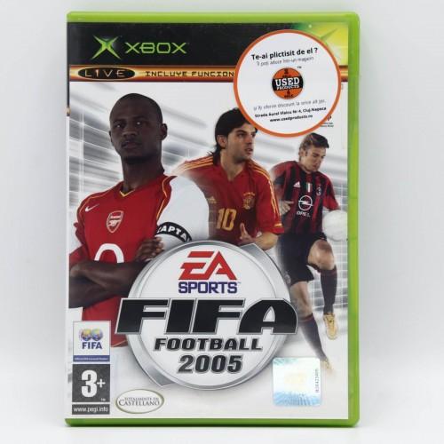Fifa Football 2005 - Joc Xbox Classic