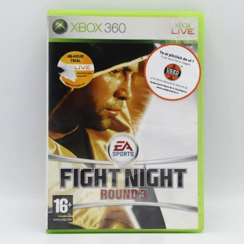 Fight Night Round 3 - Joc Xbox 360