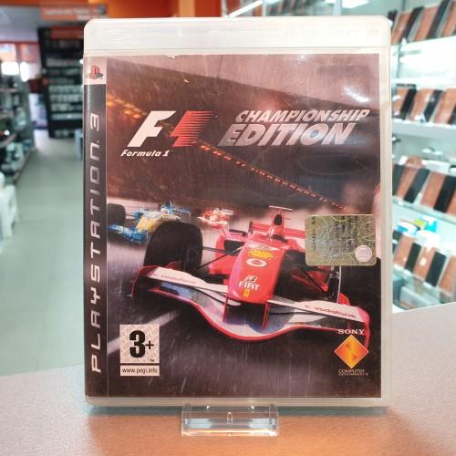 Formula One Championship Edition - Joc PS3