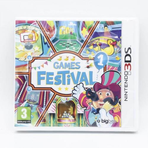 Games Festival 1 - Joc Nintendo 3DS