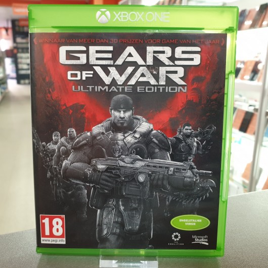 Gears of War Ultimate Edition - Joc Xbox ONE