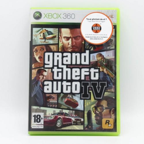 Grand Theft Auto IV - Joc Xbox 360