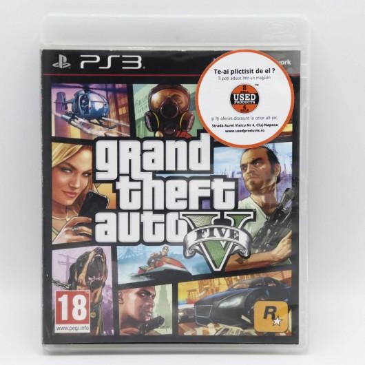 Grand Theft Auto V - Joc PS3