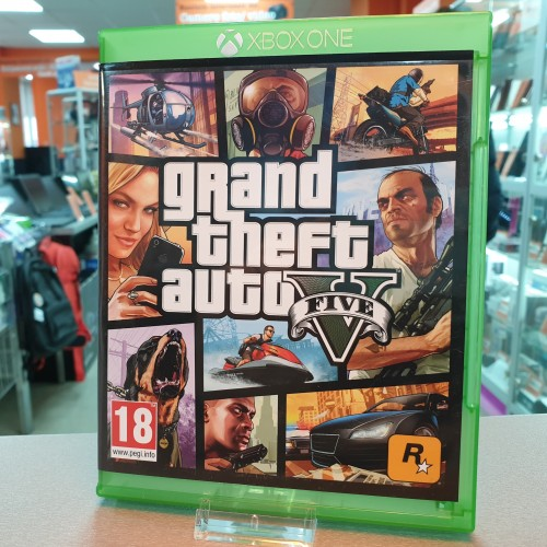 Grand Theft Auto V - Joc Xbox ONE