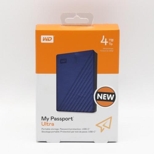 HDD Portabil WD My Passport 4 Tb