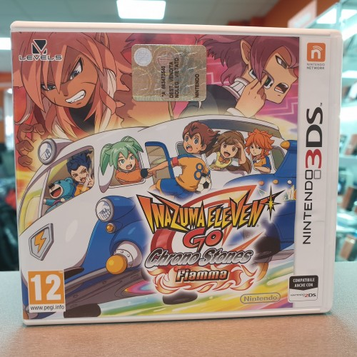 Inazuma Eleven GO Chrono Stones Fiamma - Joc Nintendo 3DS