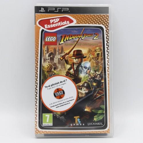 LEGO Indiana Jones 2 - The Adventure Continues - Joc PSP