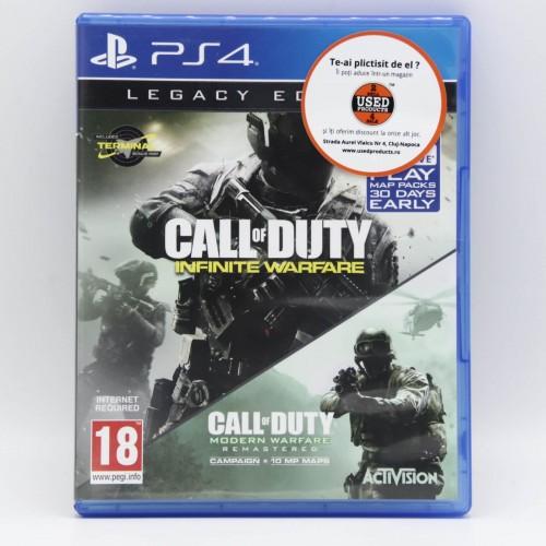 Call of Duty Infinite Warfare - Joc PS4
