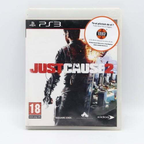 Just Cause 2 - Joc PS3