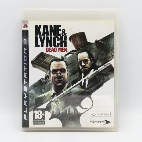 Kane&Lynch: Dead Men - Joc PS3