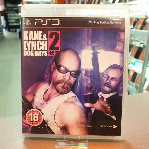 Kane&Lynch 2 Dog Days - Joc PS3