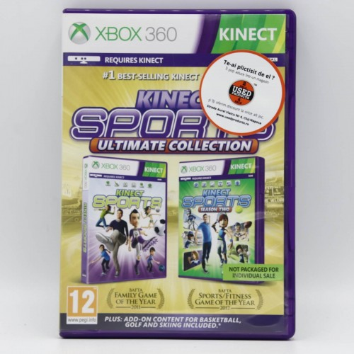 Kinect Sports Ultimate Collection - Joc Xbox 360