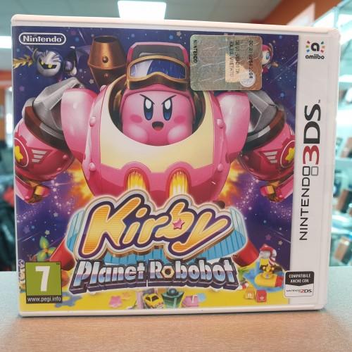 Kirby Planet Robobot - Joc Nintendo 3DS