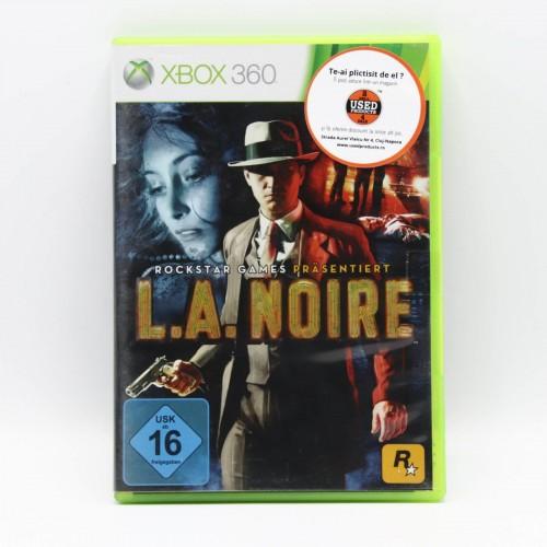 L.A. Noire - Joc Xbox 360