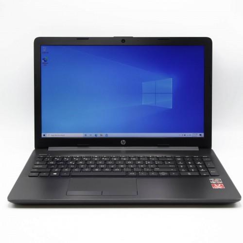 Laptop HP 15-DS1028NQ - AMD Ryzen 3, 8 Gb RAM, SSD 240 Gb